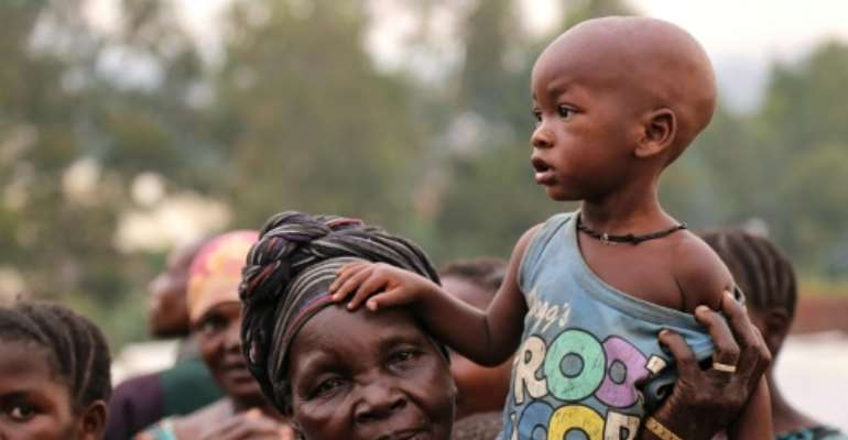 The UN refugee agency has said instability in Ituri has forced more than 300,000 people to flee.  By Samir TOUNSI (AFP)