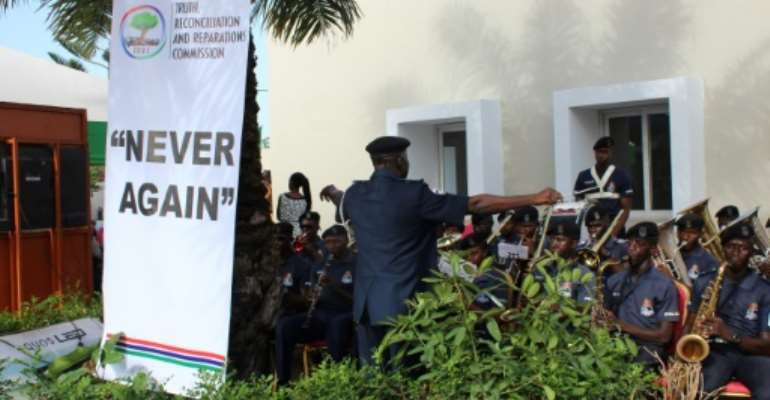 This picture shows a banner reading