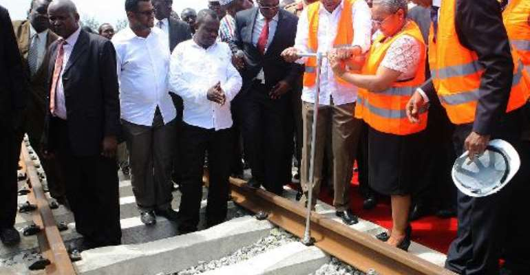 Top Kenyan politicians named in graft report