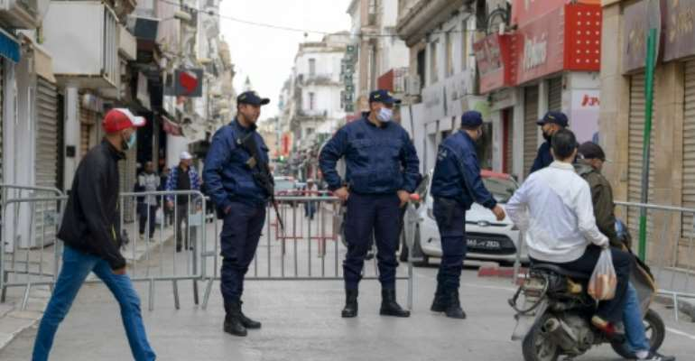 Tunisia has gradually started easing lockdown measures.  By FETHI BELAID (AFP/File)