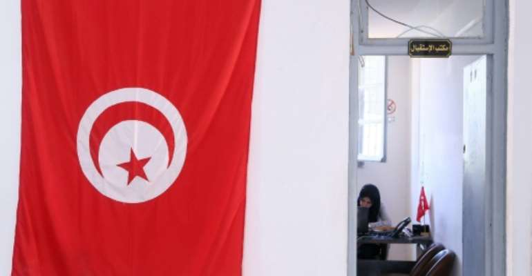 Tunisia will hold its first presidential debates ahead of elections that start on September 15.  By Anis MILI (AFP/File)