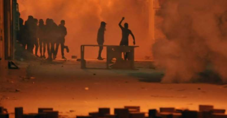 Tunisia's impoverished Sidi Bouzid region -- which birthed the Arab Spring uprisings -- has experienced several periods of unrest fuelled by anger at unemployment and poverty.  By Sofiene HAMDAOUI (AFP/File)