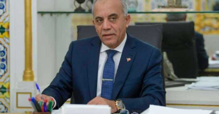 Tunisia's prime minister-designate Habib Jemli has formed a 28-member government, most of whom are unknown to the general public.  By FETHI BELAID (AFP)