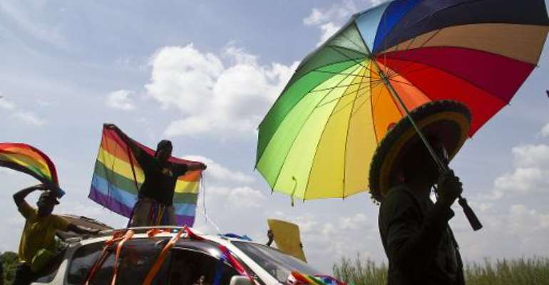 Uganda paid US PR firm 'to clean up image' after anti-gay bill