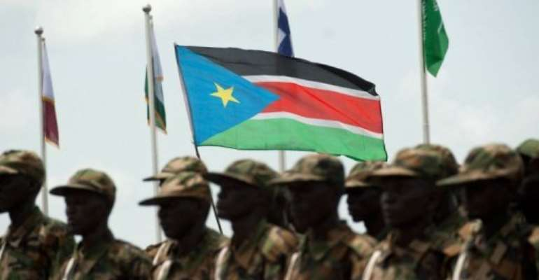 Sudan and South Sudan have reported fresh border clashes over a disputed oil-rich territory.  By Phil Moore (AFP/File)