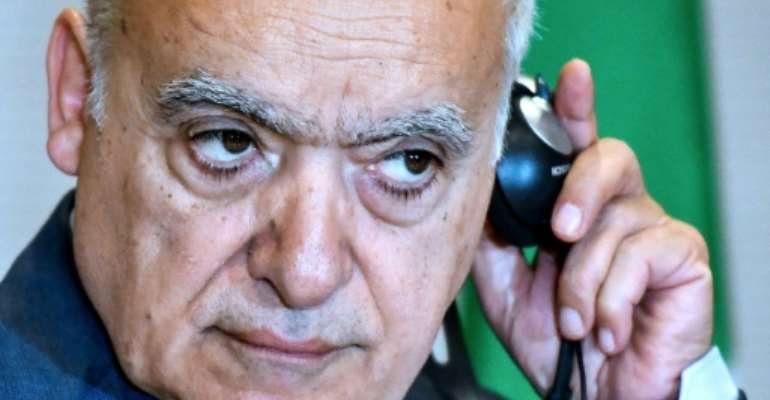 UN special envoy for Libya Ghassan Salame has often complained that the Security Council is not united on the Libyan conflict.  By Alberto PIZZOLI (AFP/File)