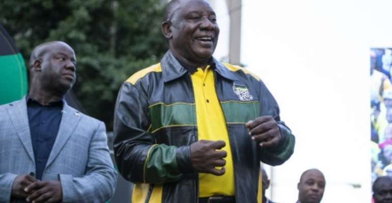 Ramaphosa Vows To Speed Reforms After Election Win