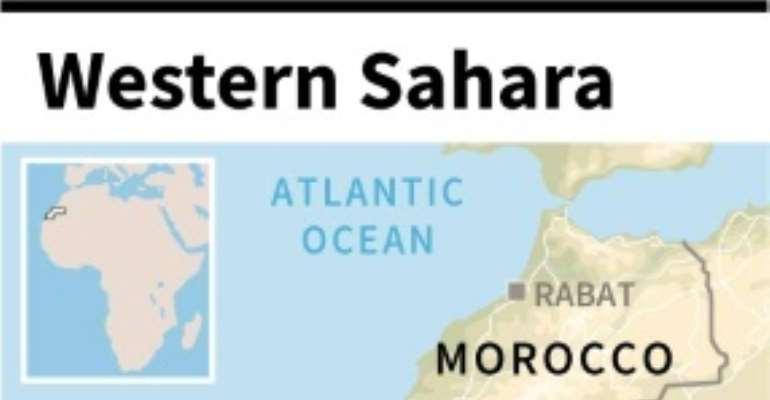 Western Sahara.  By  (AFP)