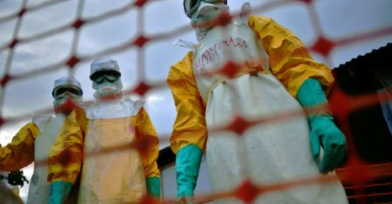 Another case of Ebola has been found in west Africa after the region last week declared itself free of the virus.  By Carl De Souza (AFP/File)