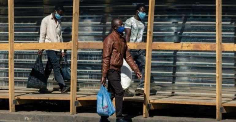 Zimbabwe has recorded nearly 500 coronavirus cases and just four deaths.  By Jekesai NJIKIZANA (AFP/File)