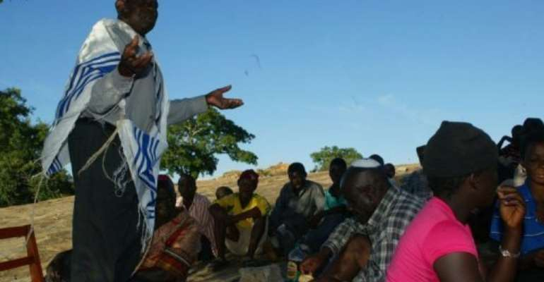 The Lemba tribe sees themselves as southern Africa's tribe of