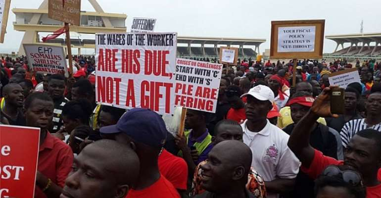 Communiqué Issued At The End Of The Public Forum Organised By OccupyGhana And Imani Ghana At The Alisa Hotel, Accra On Friday, 29th August 2014