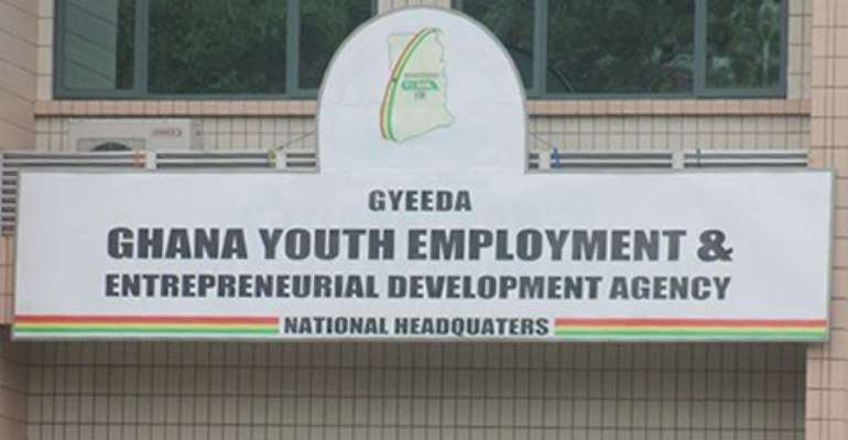 NDC MP calls for dismissal of indicted GYEEDA managers
