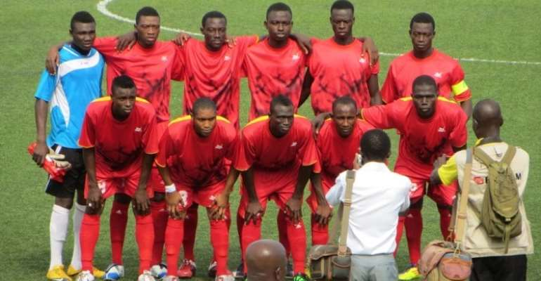 Togolese champions AC Semassi arrive in Ghana to play Asante Kotoko in friendly