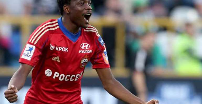 Champions League: CSKA Moscow's Ahmed Musa targets weak Manchester City defence