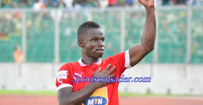 Pre-season Friendly: Asante Kotoko 2 AS Semassi 1: Ahmed Toure powers Ghana lords to victory over Togolese champs