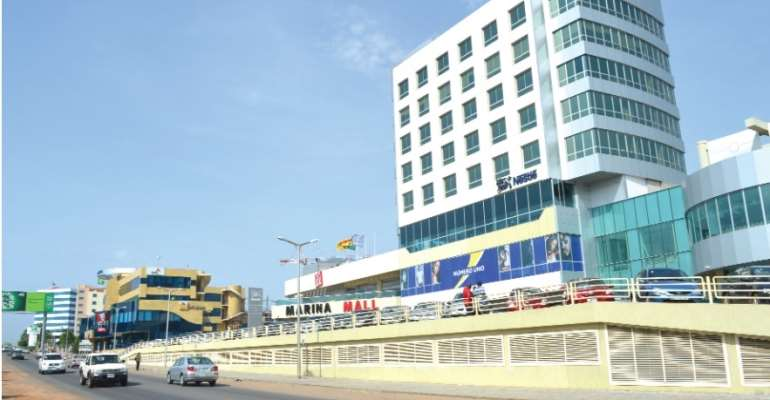 Accra Airport City on the fast lane