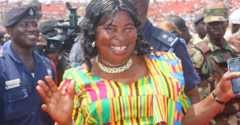 Nduom was behind NPP Election Petition case – Akua Donkor