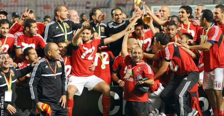 Ahly win sixth CAF Super Cup