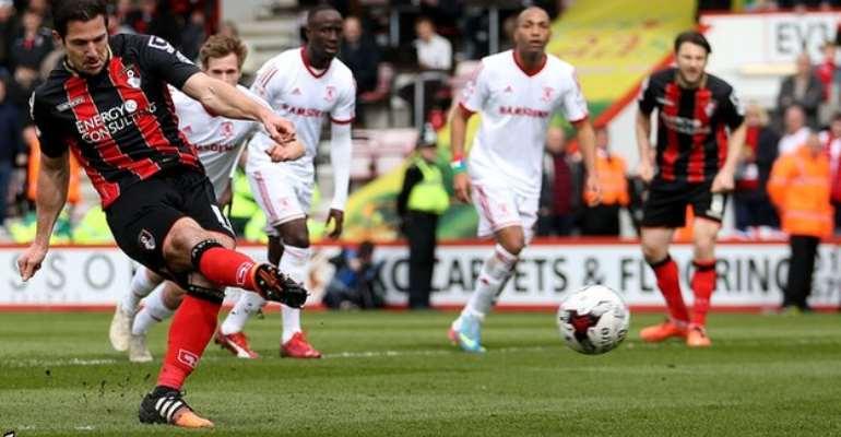 Albert Adomah's Middlesbrough lost heavily