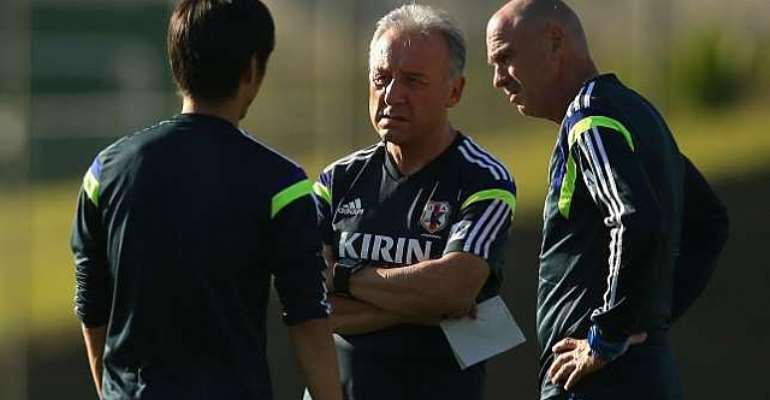 Samurai on the defensive: Japan coach Alberto Zaccheroni calls for defensive improvement