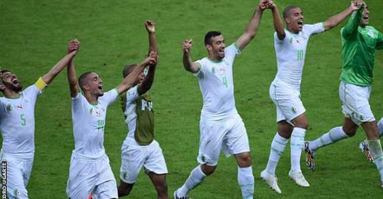 WC Round of 16: Fact file: Germany vs Algeria