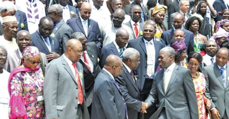 Africa must invest in agric research — Amissah-Arthur