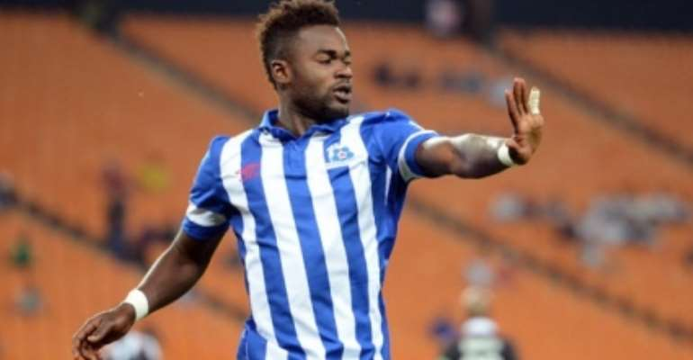 Mohammed Anas scores 8th goal for Maritzburg United in 2-1 defeat to Black Aces