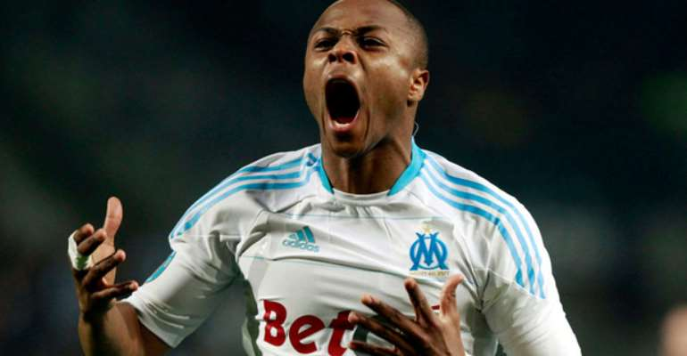 Transfer News: Persistent Napoli back for Ghana World Cup star Andre Ayew as support Higuain