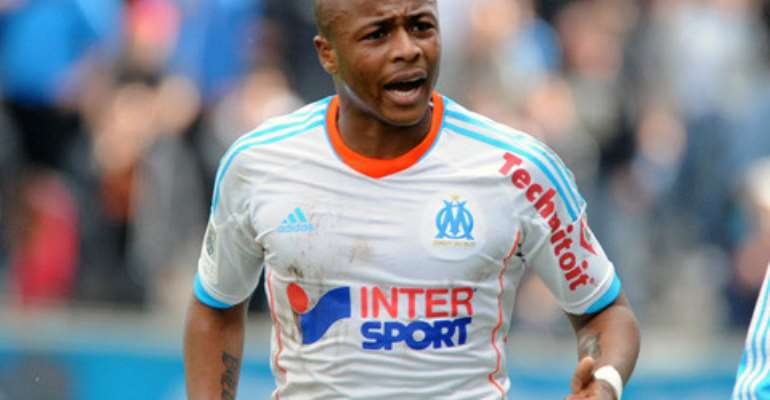 Everton to swoop for Andre Ayew in January