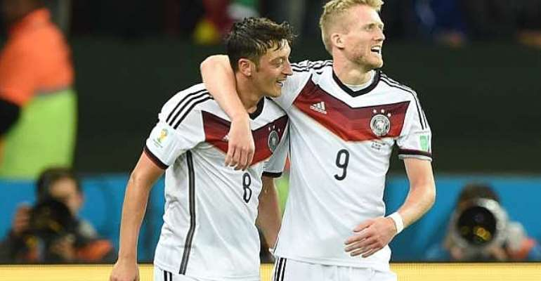 Germany ready for France test, says forward Andre Schurrle ahead of FIFA World Cup quarter-final