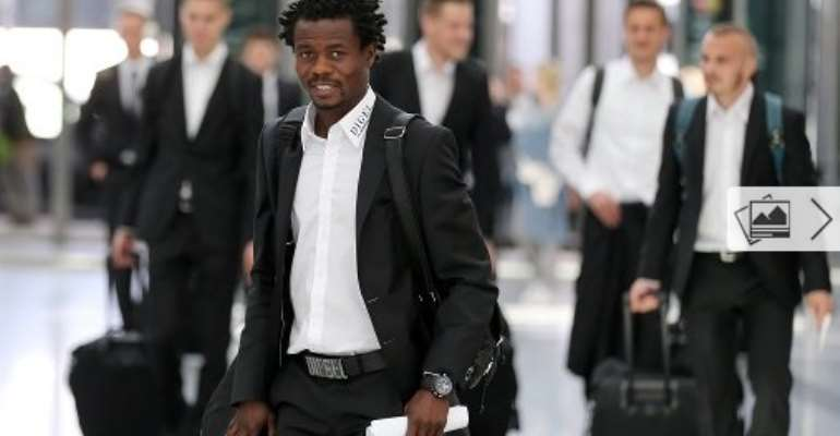 Anthony Annan has left German side TSV Munich 1860