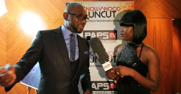 Alex Ekubo, Anthony Manjaro And Others At 9th Screen Nation Awards In London