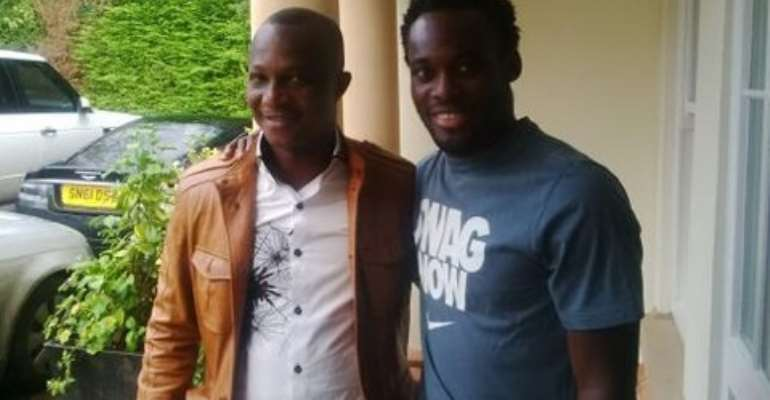 Sacked Ghana coach Kwesi Appiah did not lose dressing room at World Cup, insists Michael Essien