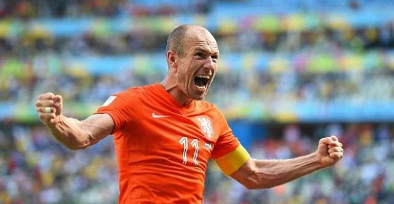 Liverpool wanted Arjen Robben, Jamie Carragher reveals