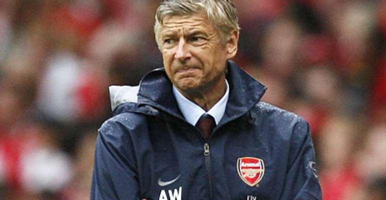 Arsenal: Arsene Wenger rules out January signing