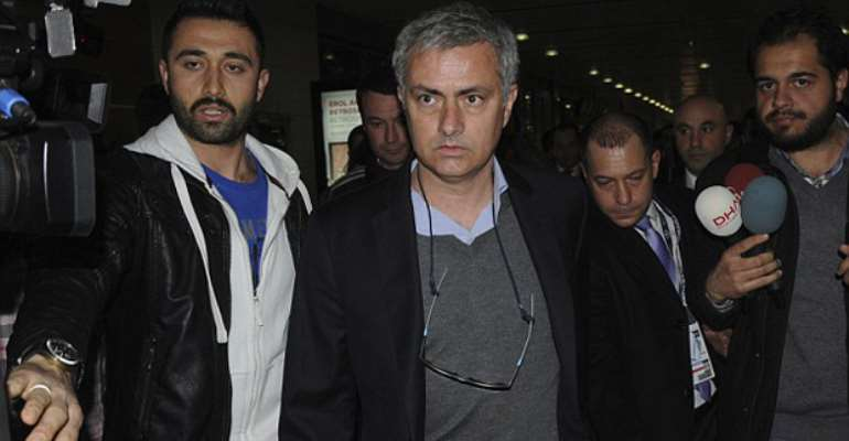 Mourinho concedes his strikers lack of goals