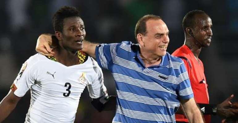 Ghana captain Asamoah Gyan wary of South Africa