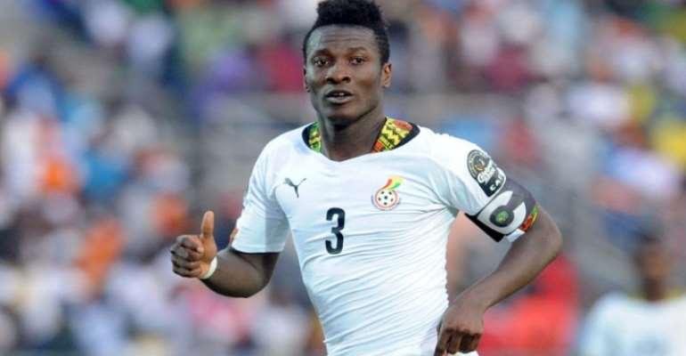 Asamoah Gyan to lead Ghana against Mauritius