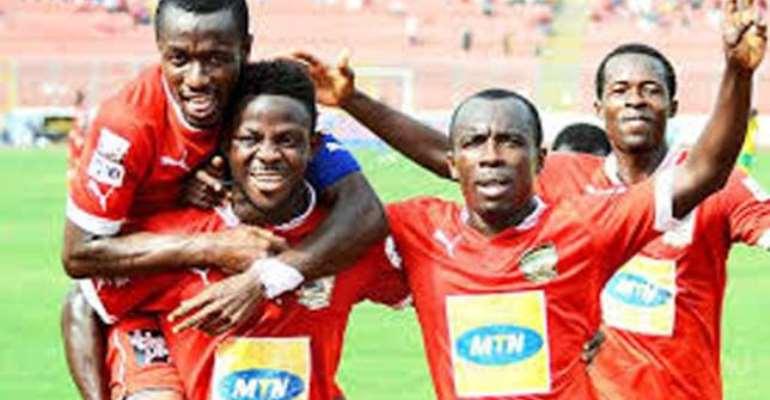 MTN FA Cup: Kotoko wallop Paga Crocodiles Stars