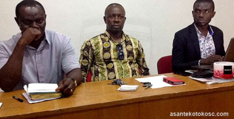 Asante Kotoko's ultimatum branded bogus by Hearts spokesman