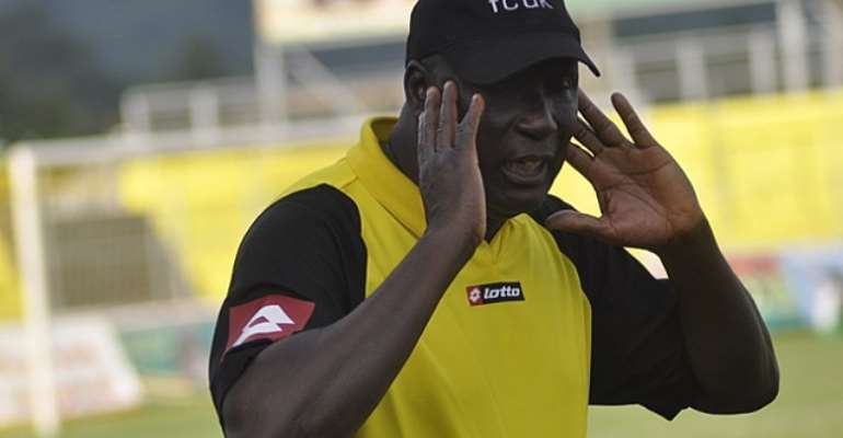 AshGold head coach Bashir Hayford in no mood to underrate Hearts in GHALCA Top-Four final