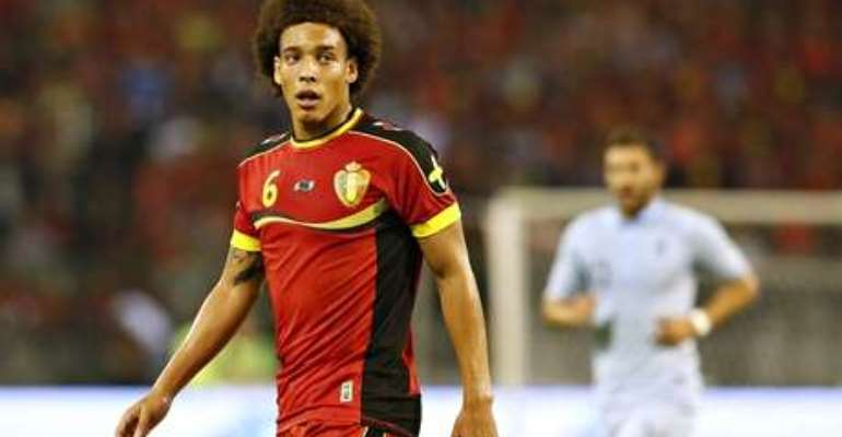 World Cup 2014: Belgium profile – Axel Witsel