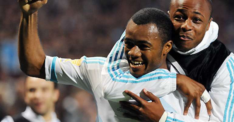 Ayew brothers will be doing battle against Europe's elit clubs in the Champions League
