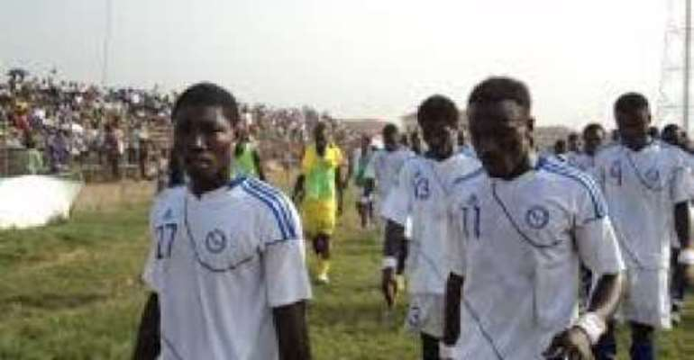 Ghana Premier League: Berekum Chelsea take on troubled Medeama