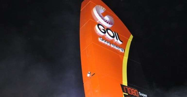 Goil Supports National Disaster Fund with GH¢560,000