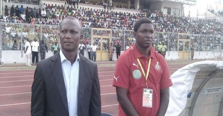 I'm building a new team for 2014 World Cup: Kwesi Appiah