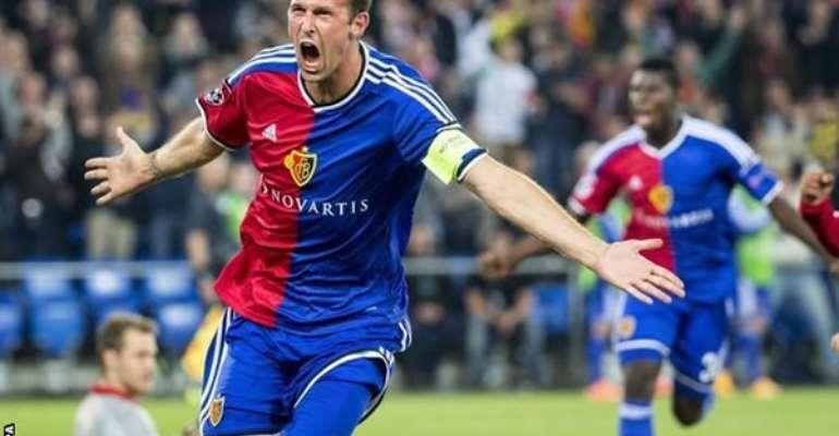 FC Basel shock Liverpool