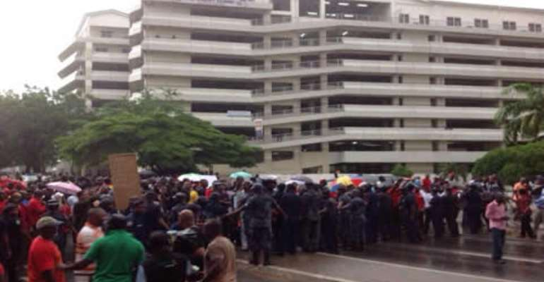Intensify street protests against 'government's incompetence' - Budu Koomson