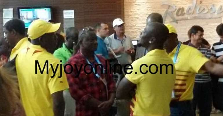 Only FIFA will stop us; Govt unmoved by fears of political interference in GFA